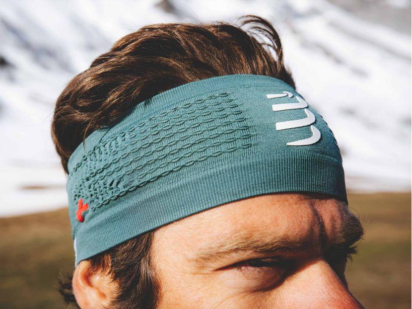 Headband On/Off SILVER PINE