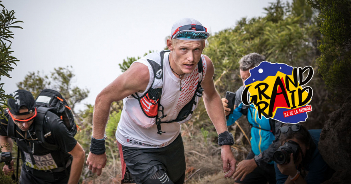 RACE VIDEO: GRÉGOIRE CURMER AND LUDOVIC POMMERET 1ST & 2ND AT GRAND RAID REUNION 2019