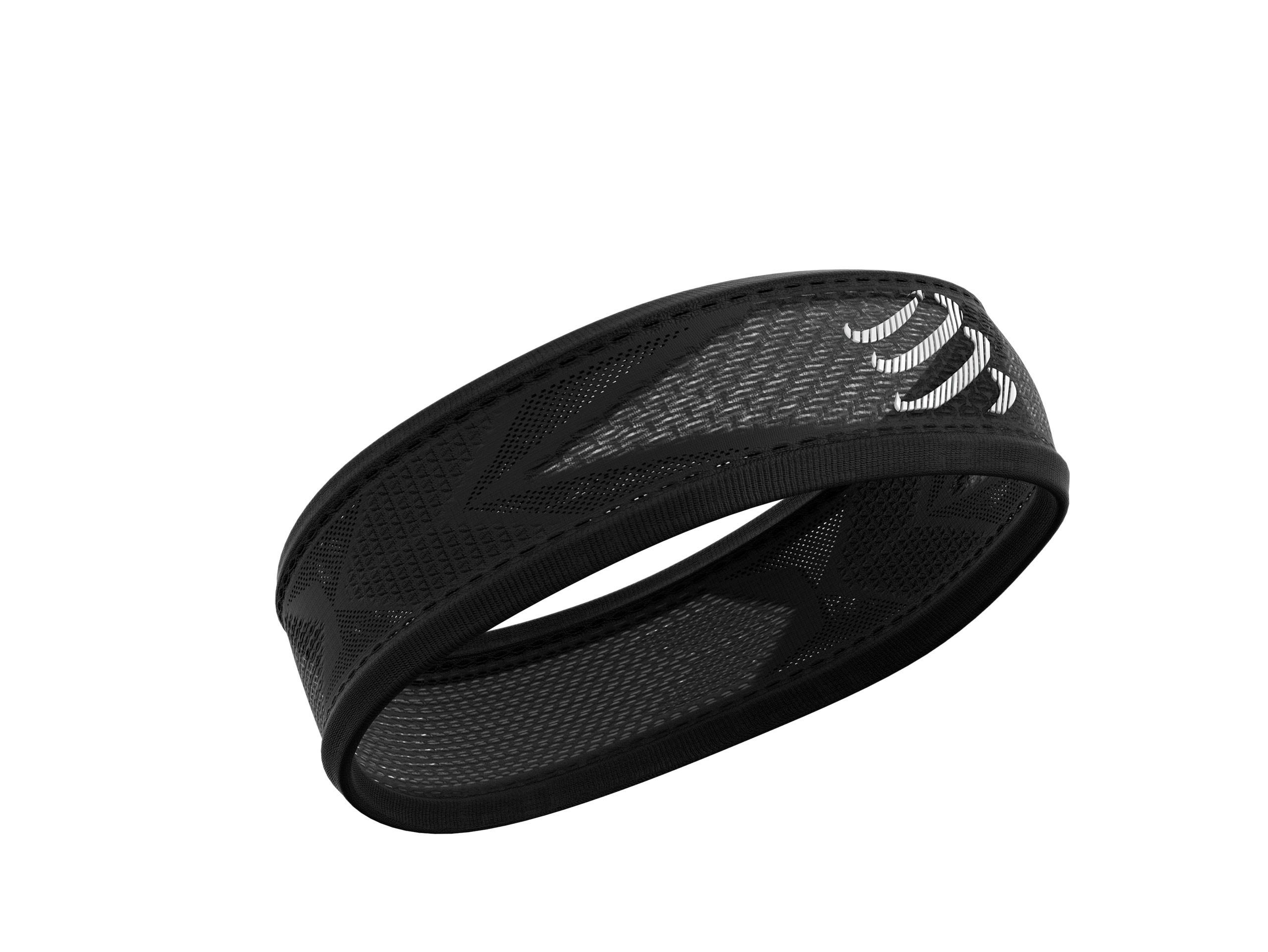 Thin HeadBand On/Off black