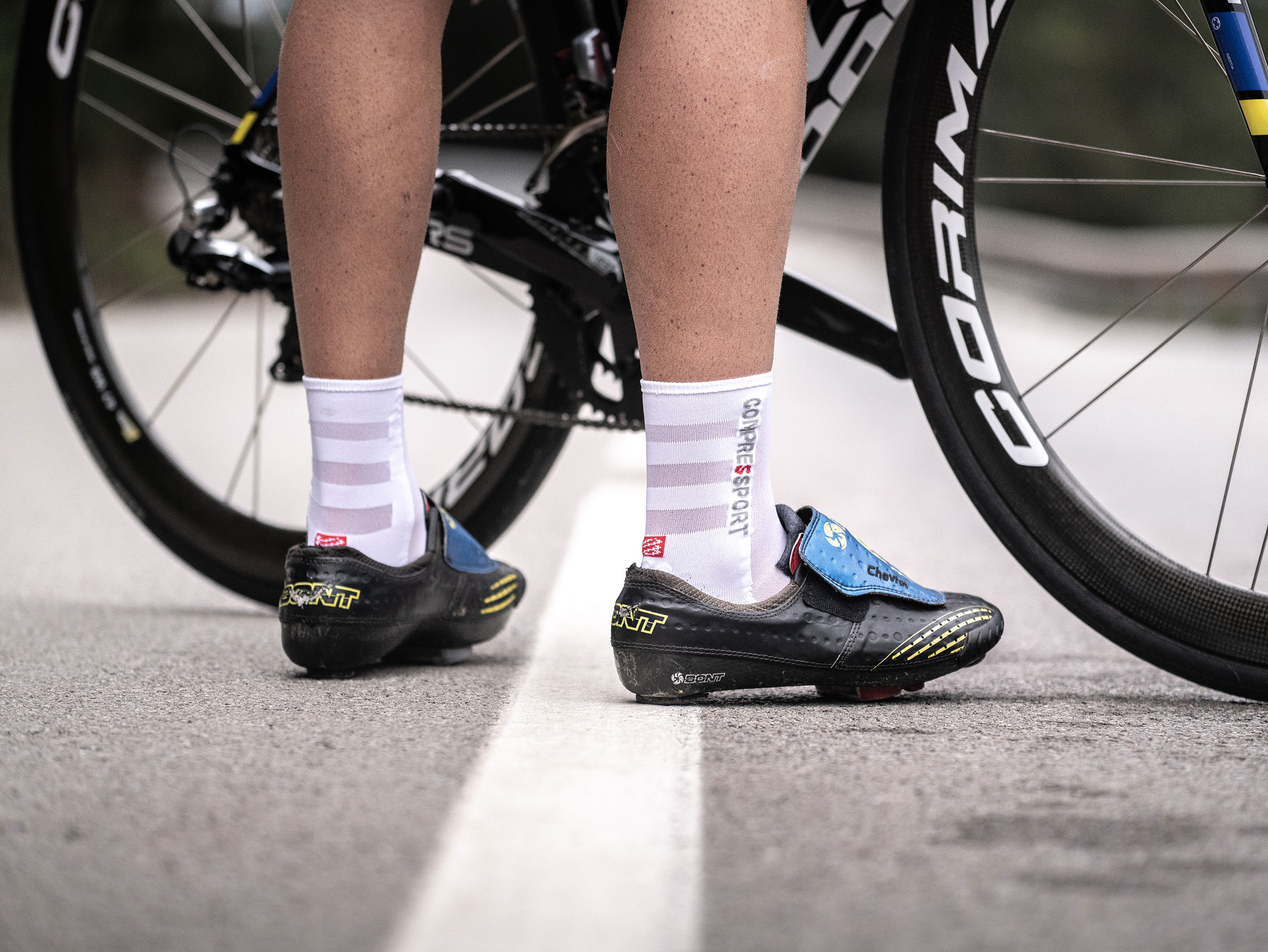 Pro Racing Socks v3.0 Ultralight Bike white