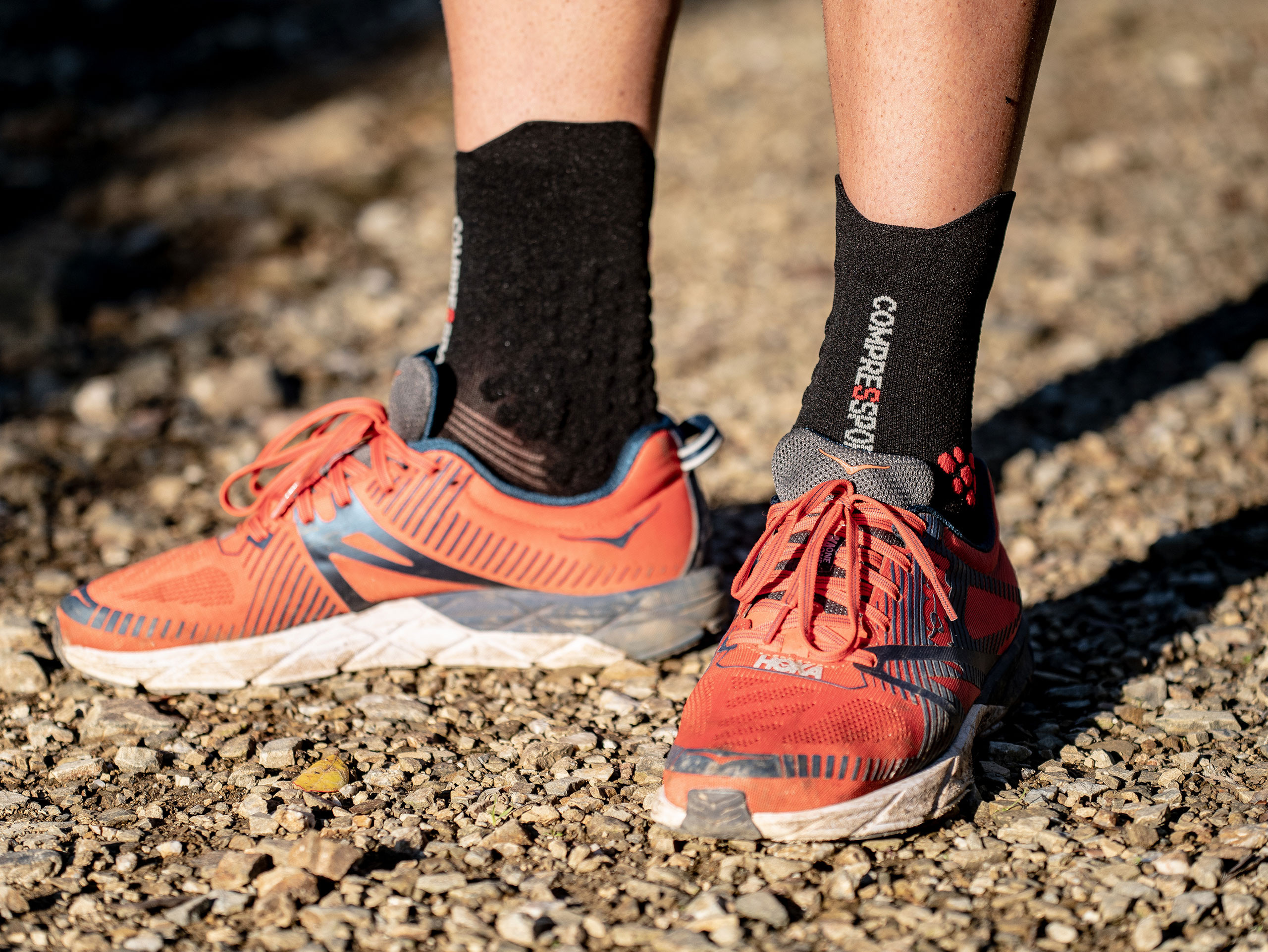 Pro racing socks v3.0 Trail black