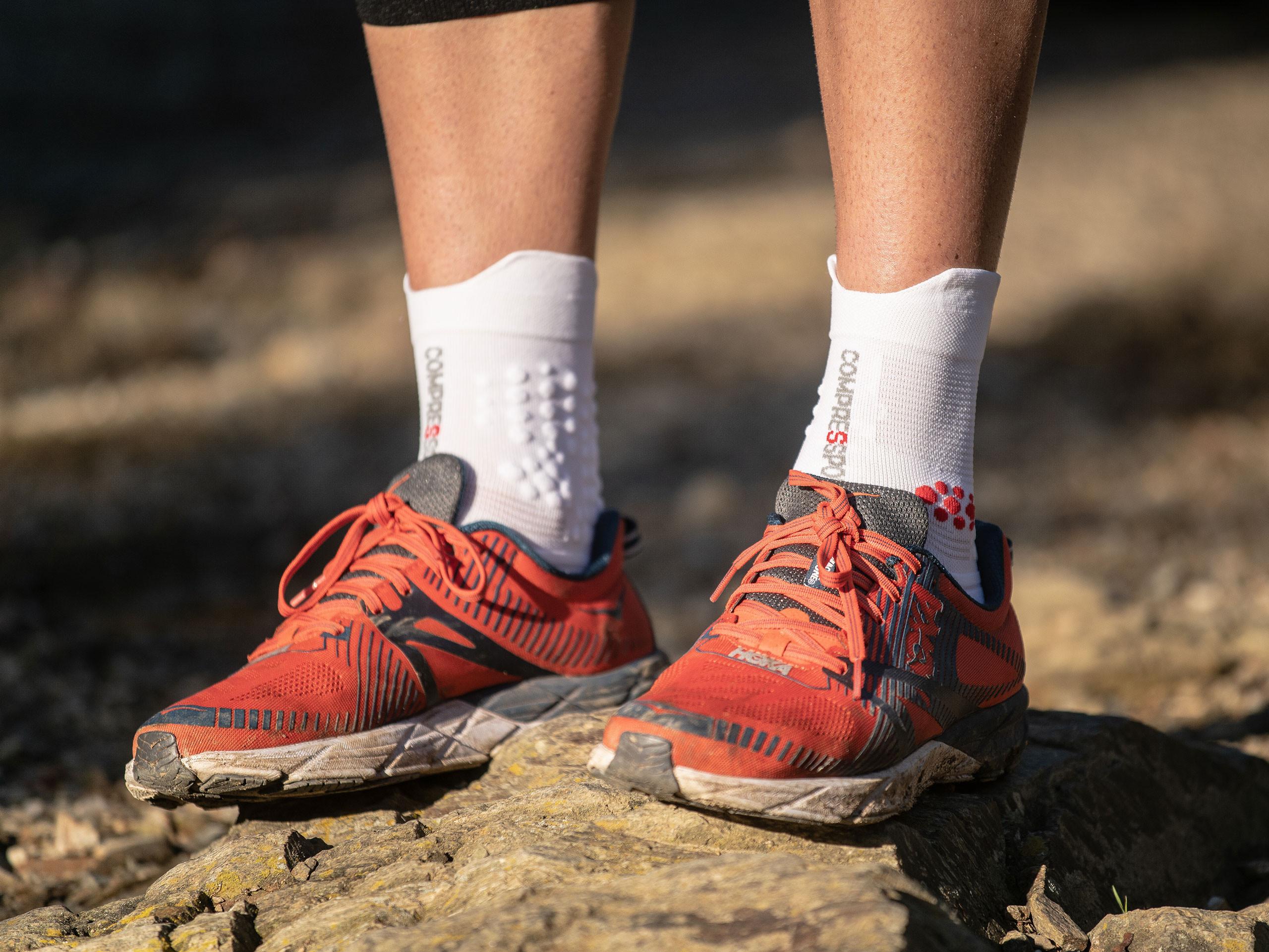 Pro Racing Socks v3.0 Trail weiß
