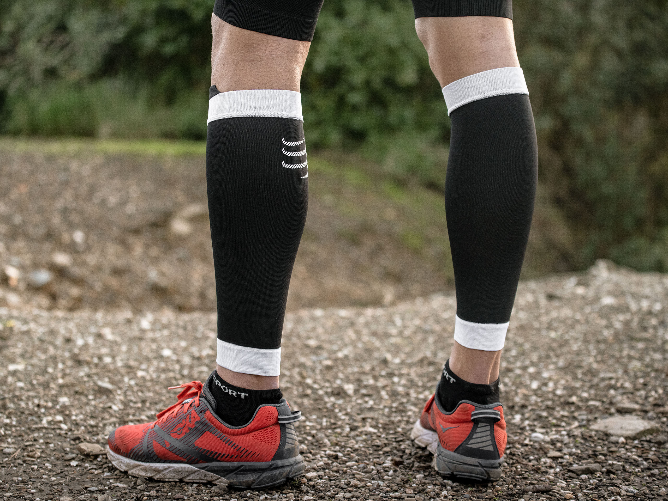 R2V2 calf sleeves black