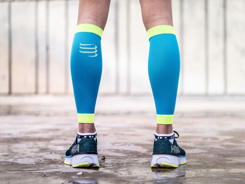 R2V2 calf sleeves ice blue