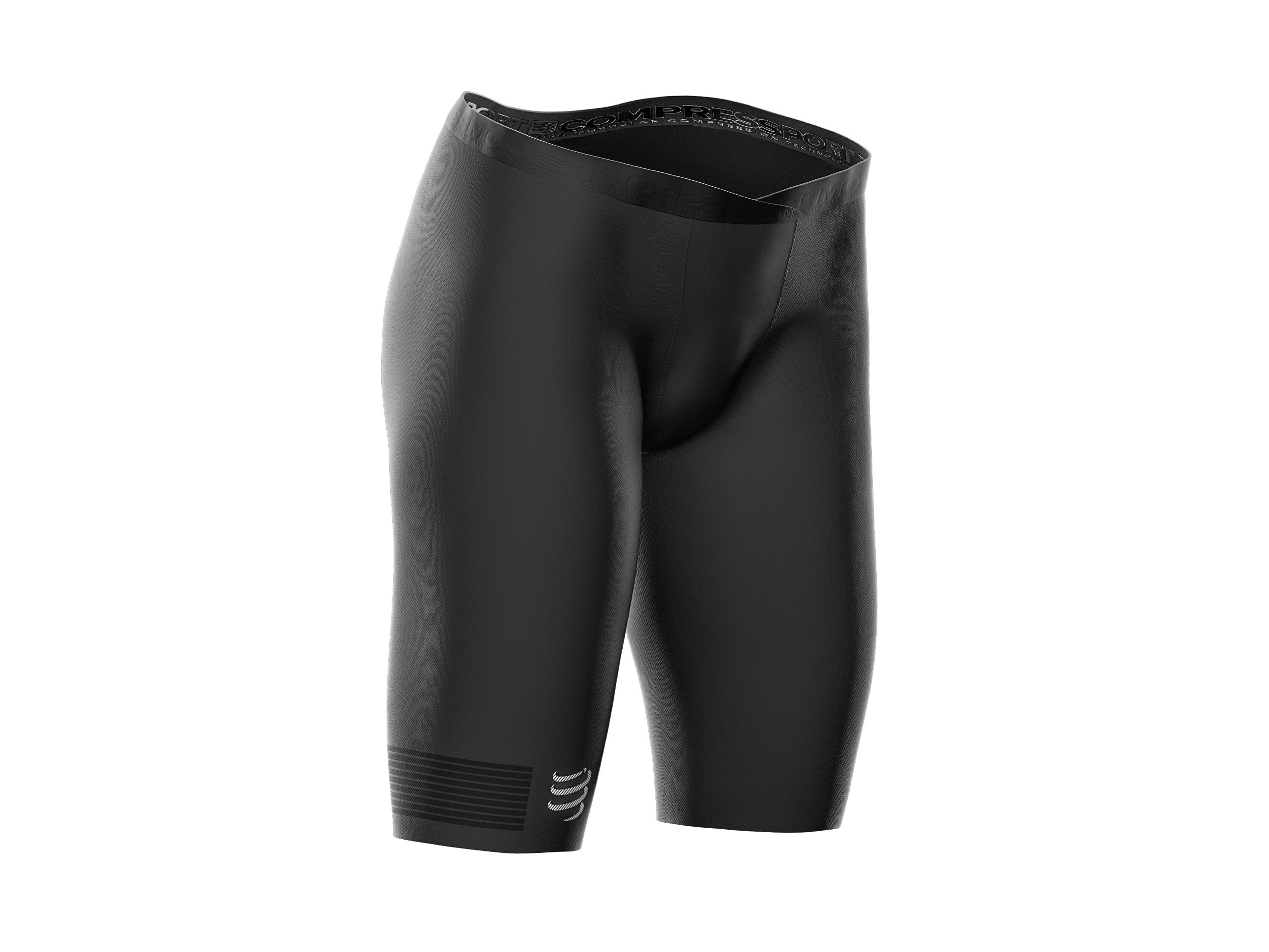 Running Under Control Short W black