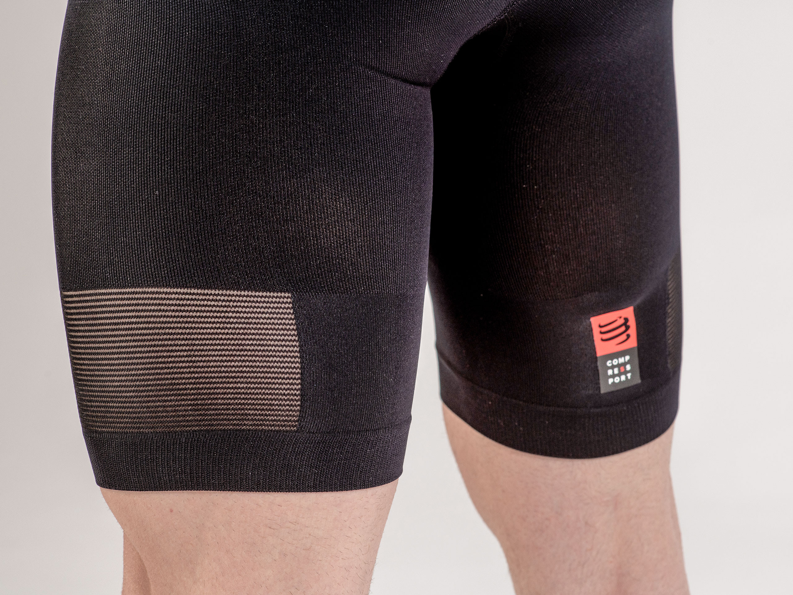 Triathlon Under Control Short black