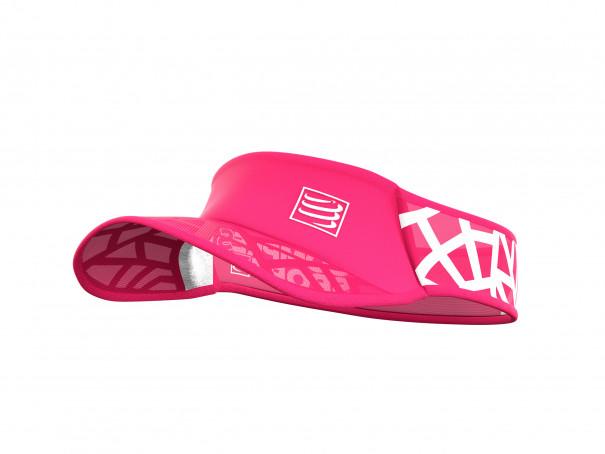 Visera Spiderweb Ultralight rosa