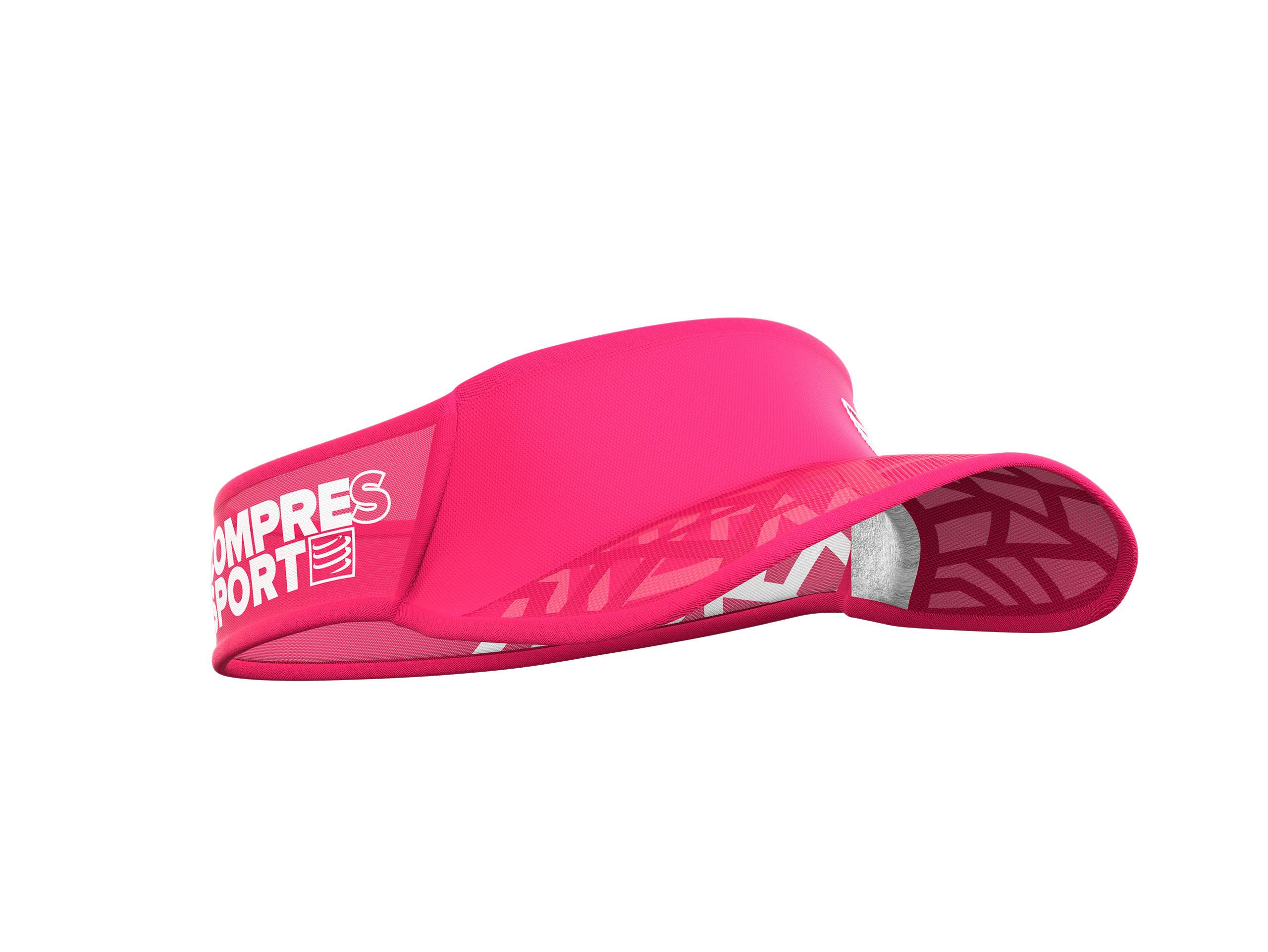 Spiderweb Ultralight Visor pink