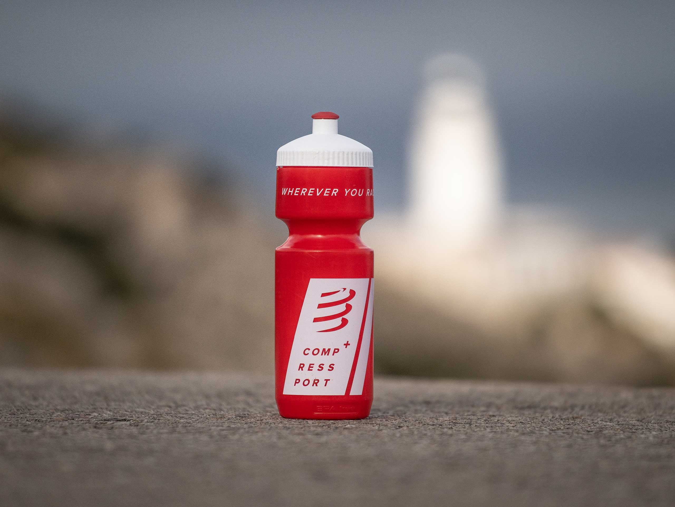 Bidon 750mL red