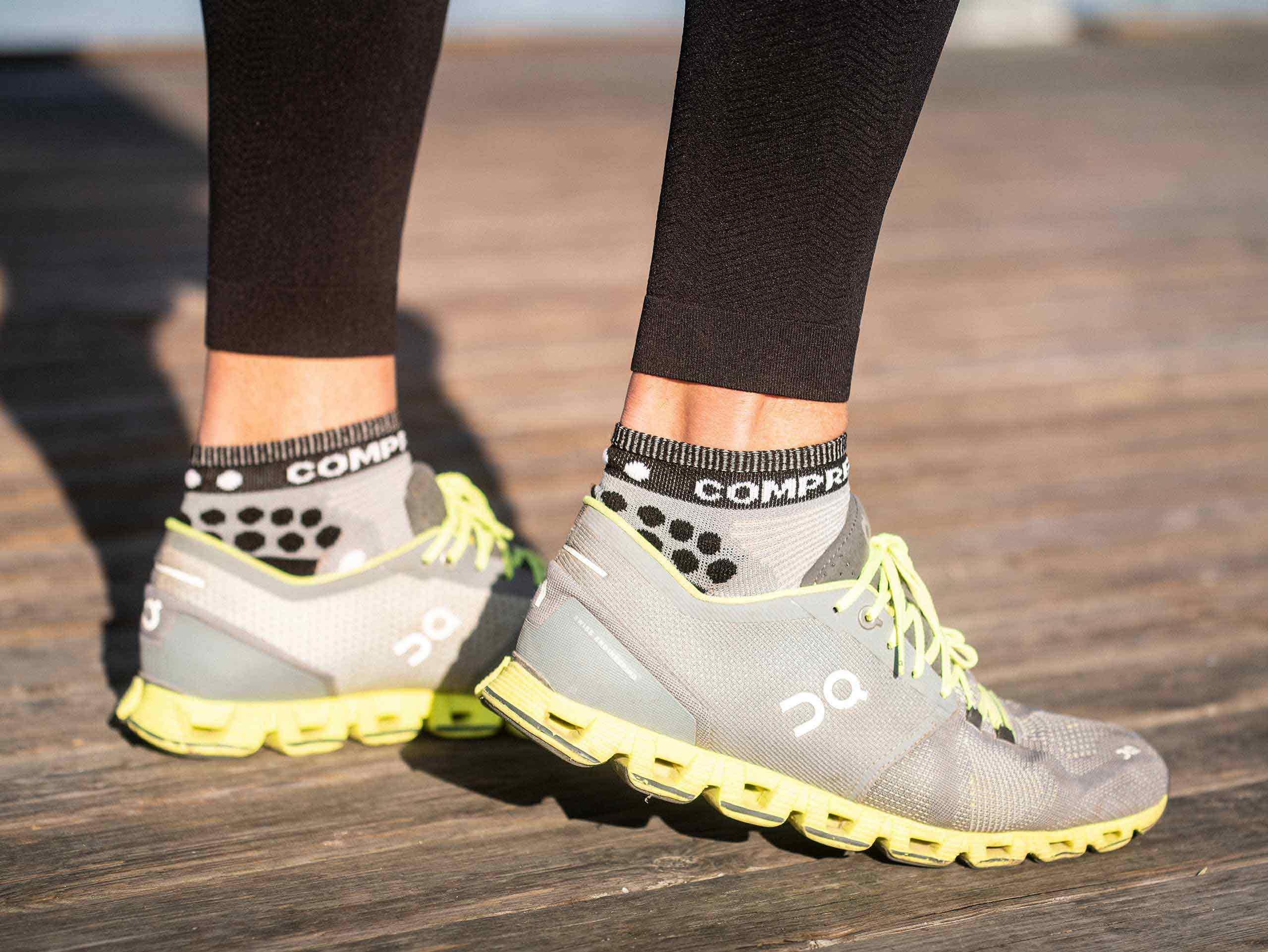 Pro Racing Socks v3.0 Run Low grey melange