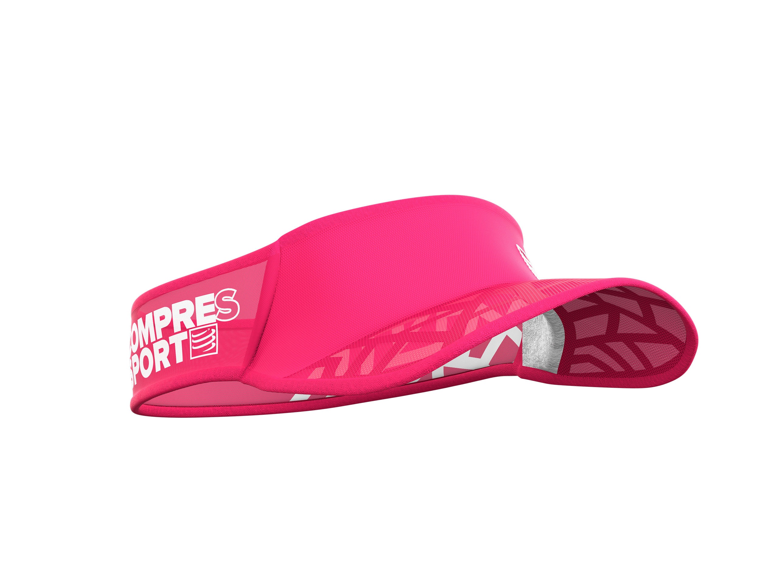 Spiderweb Ultralight Visor pink
