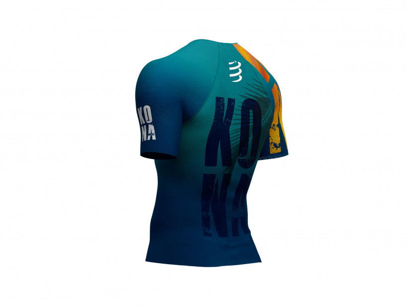 Camiseta Aero MC postural para triatlón - Kona 2019