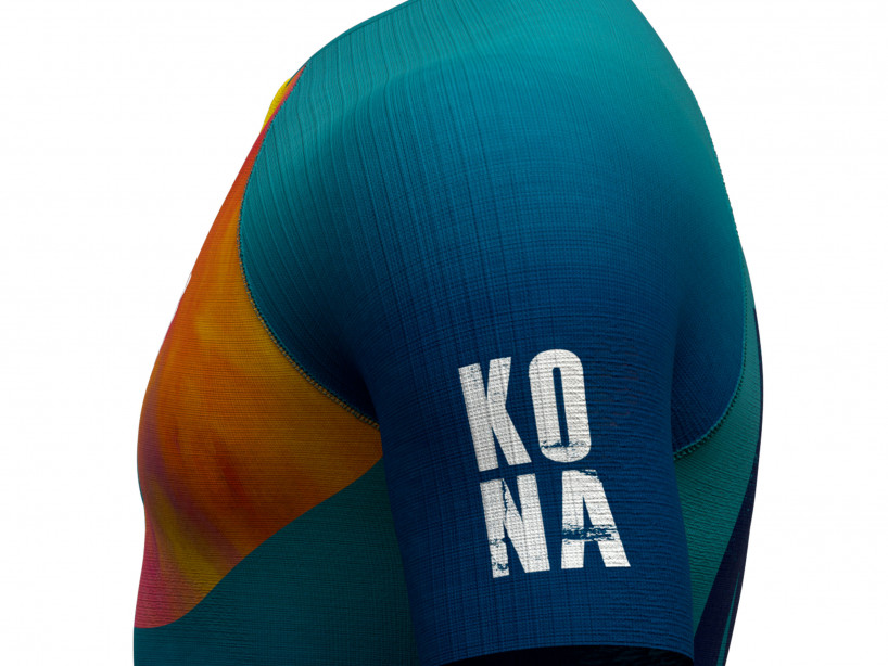 Triathlon Postural Aero SS Top - Kona 2019