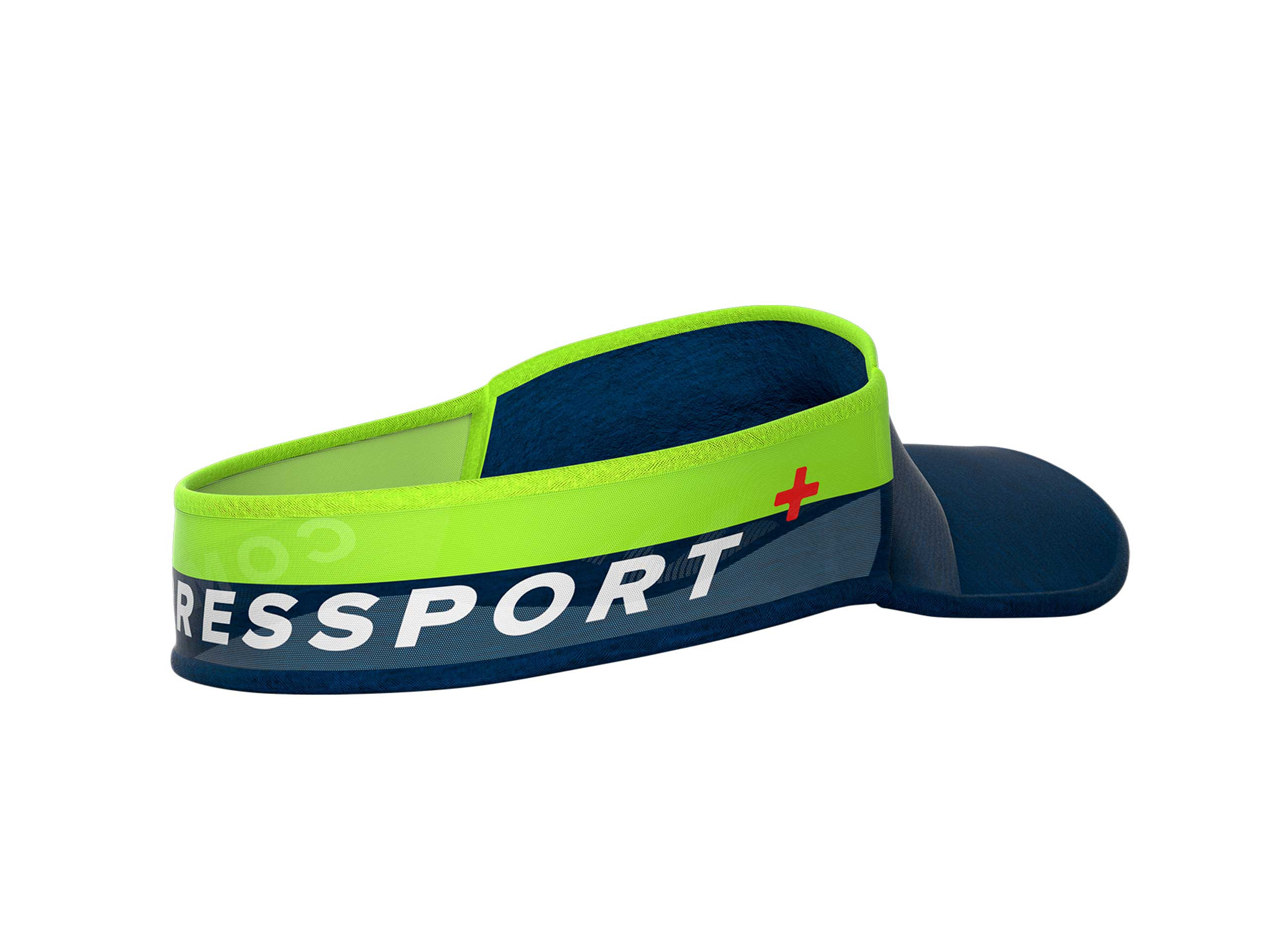 Visor Ultralight blue/lime