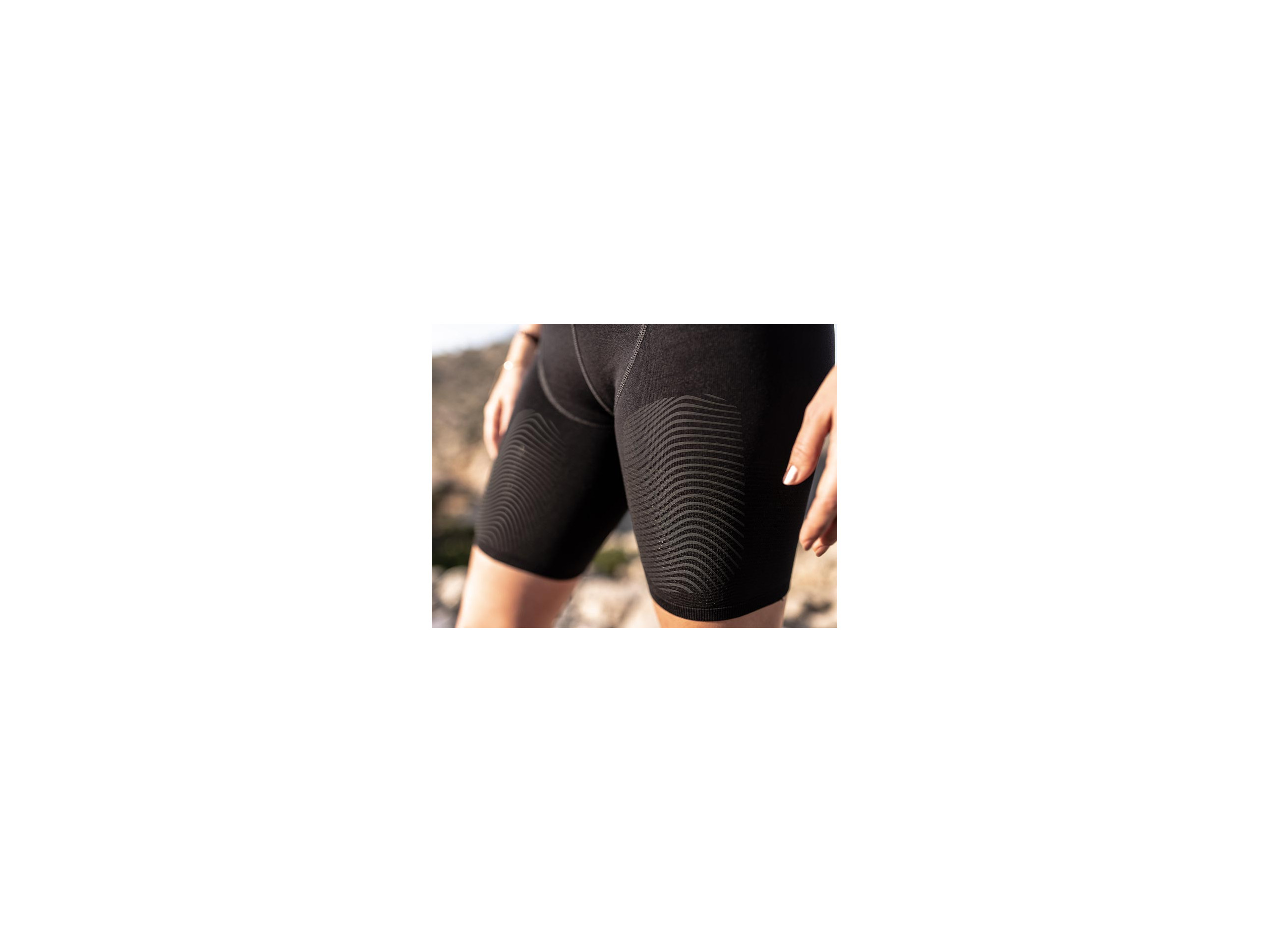 Trail Under Control Short W black