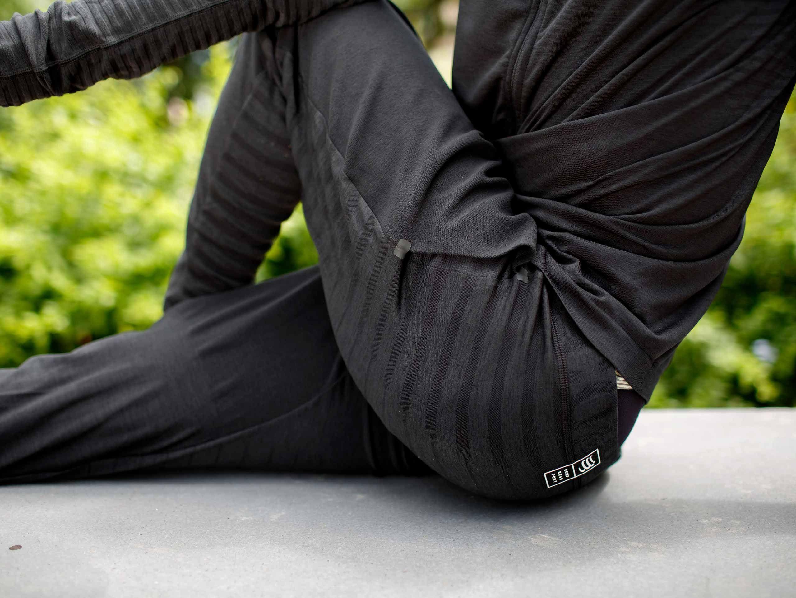 Seamless Pants BLACK