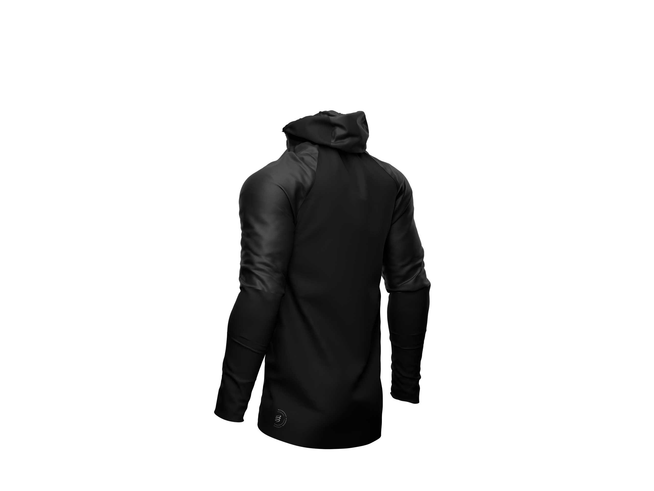 Hurricane Waterproof 25/75 Jacket black