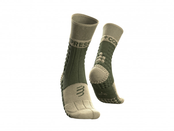 Calcetines Prs V3.0 Winter Trail - Dusty Olive