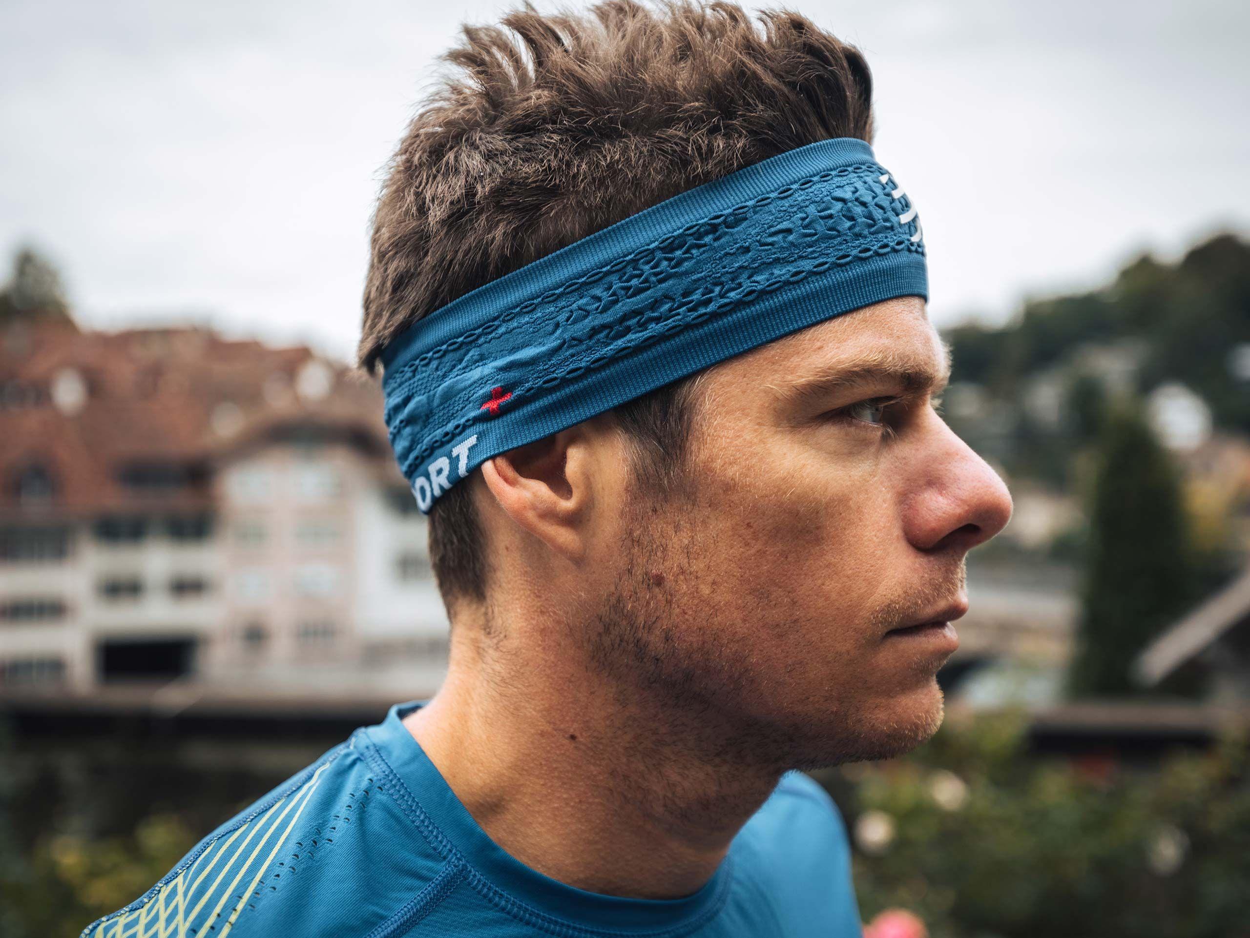 Thin Headband On/Off BLUE LOLITE