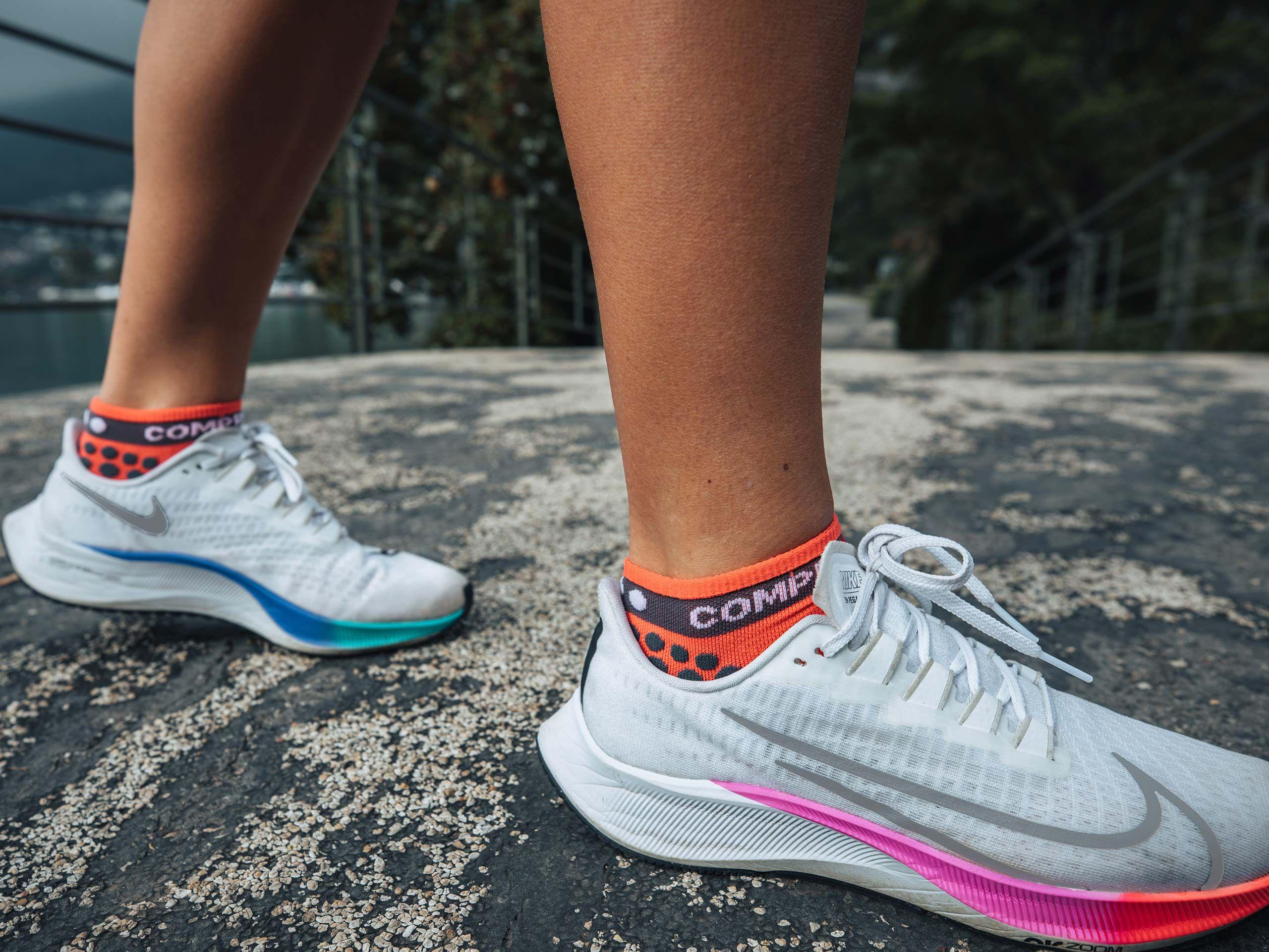 Pro Racing Socks v3.0 Run Low CORAL