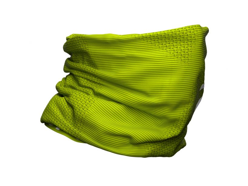 3D Thermo UltraLight Headtube LIME