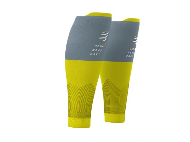 R2v2 calf sleeves Lime Grey