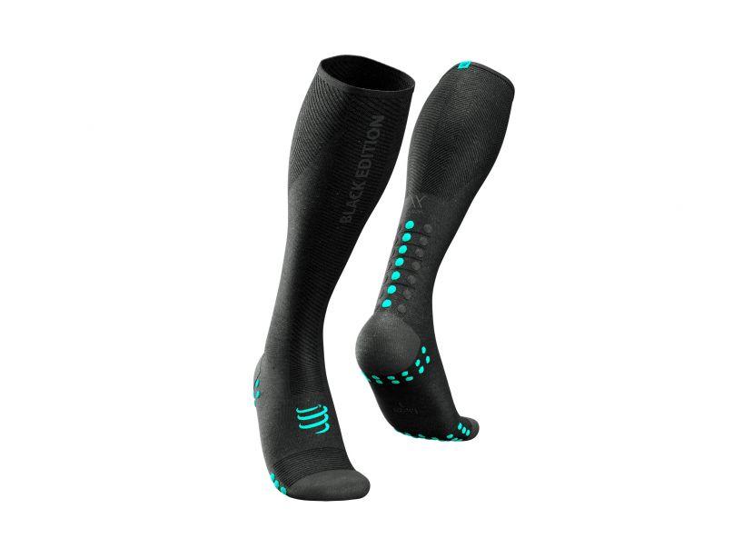 Full Socks Oxygen - Black Edition 2021 BLACK