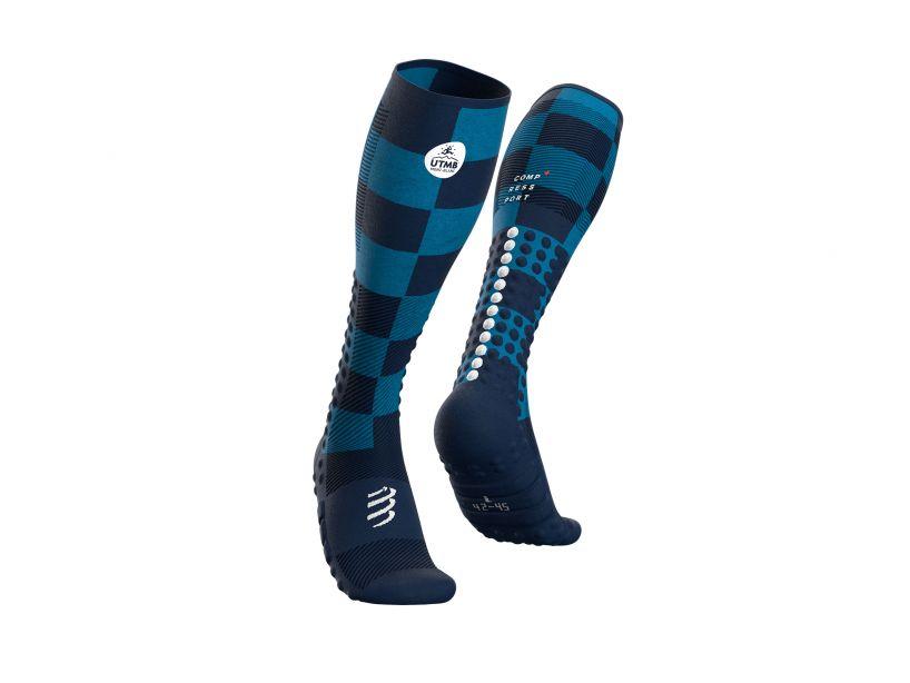 Full Socks Race & Recovery - UTMB 2021 BLUE