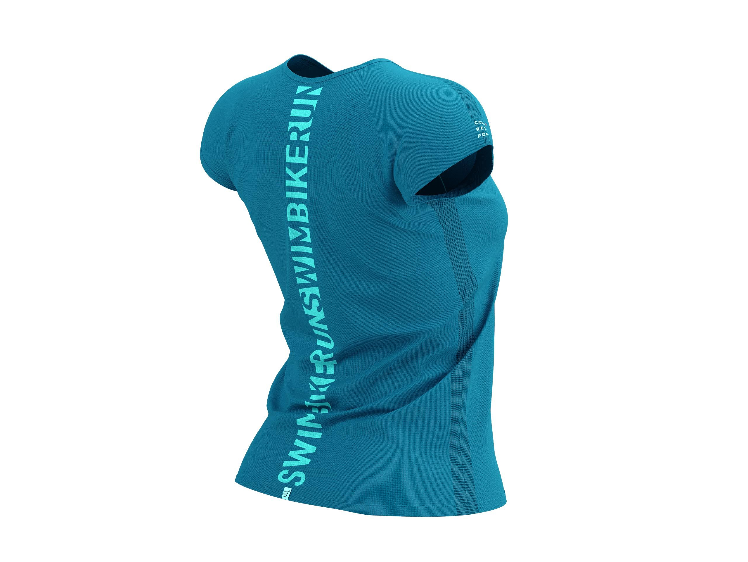 Training Tshirt SS W - Born To SwimBikeRun 2021