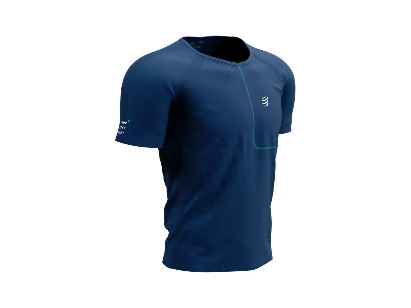 Training Tshirt SS - Born To SwimBikeRun 2021
