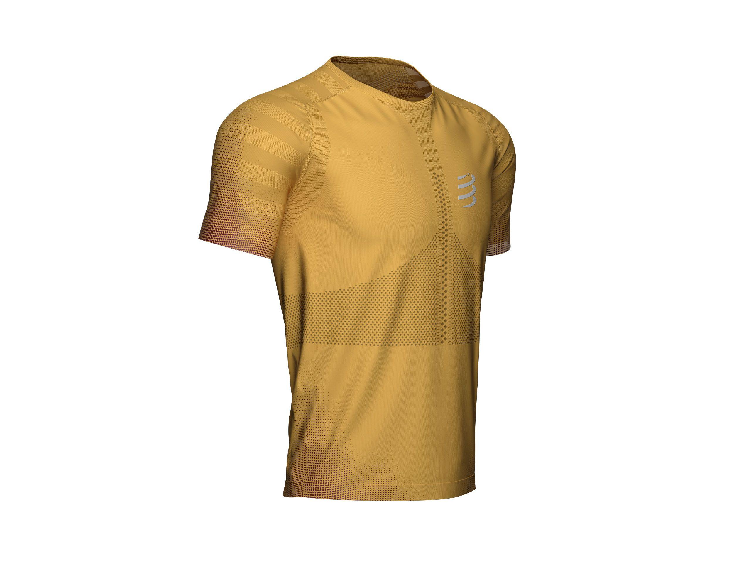 Racing SS Tshirt M - Honey Gold